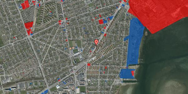 Jordforureningskort på Gammel Køge Landevej 306E, 2650 Hvidovre