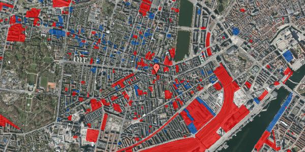 Jordforureningskort på Vesterbrogade 73, 1620 København V