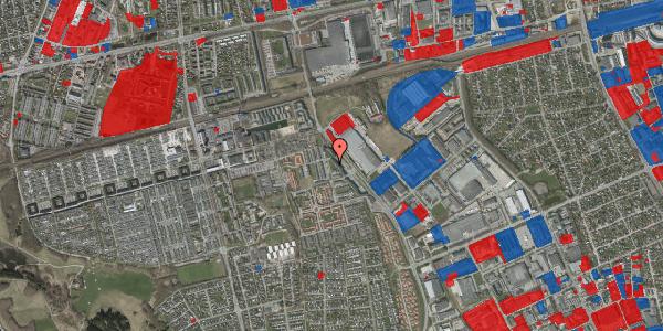 Jordforureningskort på Firkløverparken 34, 2625 Vallensbæk