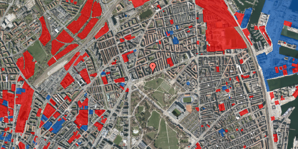 Jordforureningskort på Jagtvej 183D, 2100 København Ø