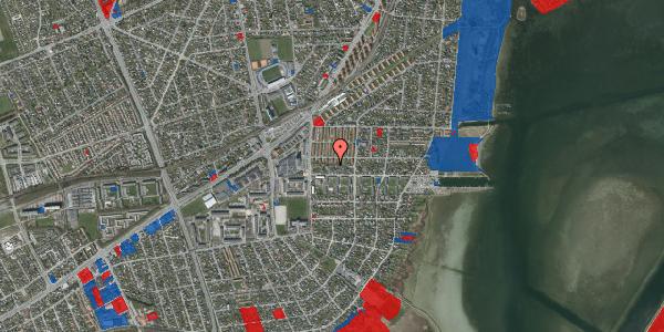 Jordforureningskort på Strandhavevej 11A, 2650 Hvidovre