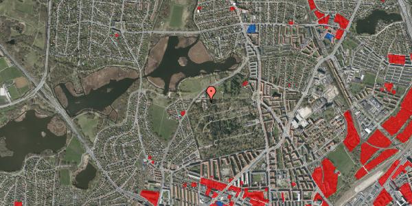 Jordforureningskort på Rådvadsvej 64, 1. , 2400 København NV