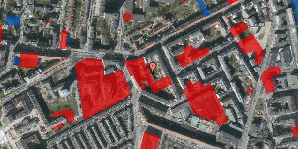 Jordforureningskort på Vesterbrogade 137B, 1620 København V