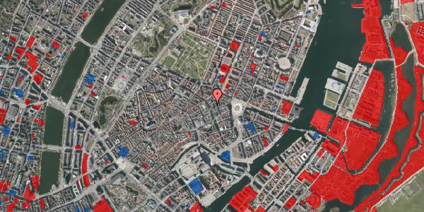 Jordforureningskort på Grønnegade 6, 3. , 1107 København K