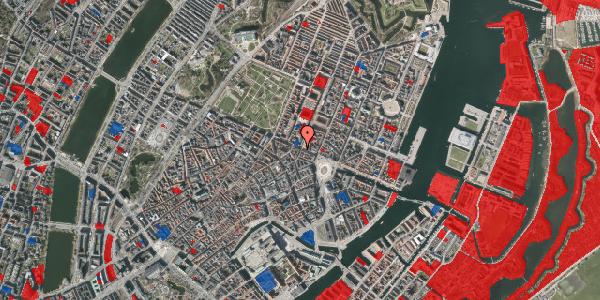 Jordforureningskort på Gothersgade 21A, 3. , 1123 København K