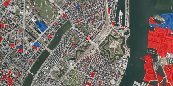 Jordforureningskort på Stockholmsgade 62, 2100 København Ø