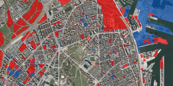 Jordforureningskort på Ove Rodes Plads 2, 2100 København Ø