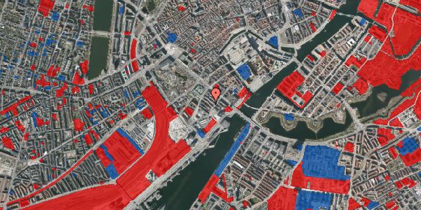 Jordforureningskort på Anker Heegaards Gade 7C, st. tv, 1572 København V