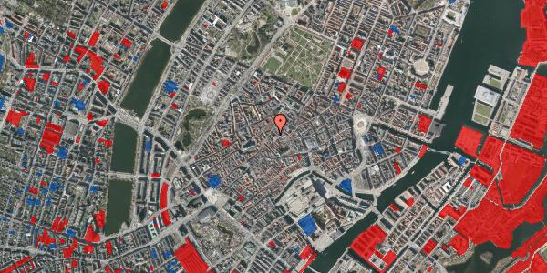 Jordforureningskort på Gråbrødretorv 8, 1154 København K