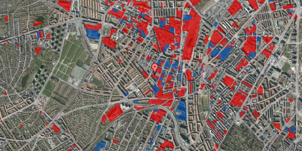 Jordforureningskort på Vibevej 35B, 2400 København NV