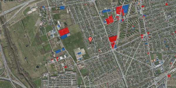 Jordforureningskort på Hf. Dahlia 39, 2650 Hvidovre
