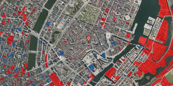 Jordforureningskort på Niels Hemmingsens Gade 8, 1153 København K