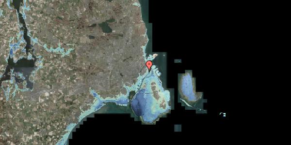 Jordforureningskort på Pilestræde 32B, 1112 København K