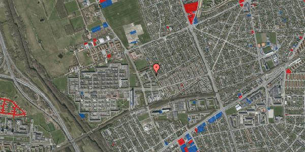 Jordforureningskort på Mellemvangsvej 72, 2650 Hvidovre