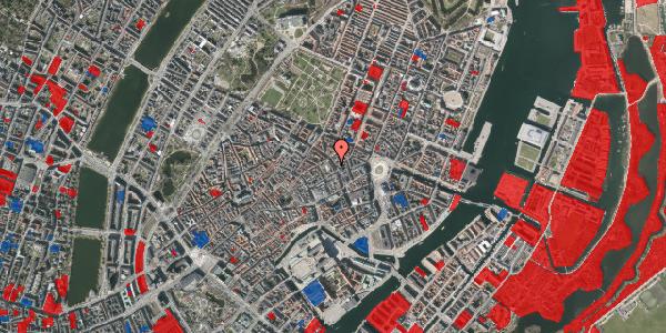 Jordforureningskort på Gammel Mønt 5, 2. , 1117 København K