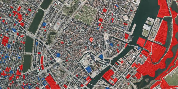 Jordforureningskort på Købmagergade 2, 3. , 1150 København K