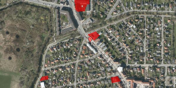 Jordforureningskort på Frederiksborgvej 213C, 2400 København NV