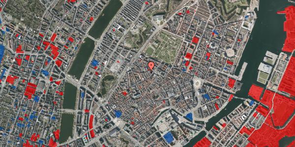 Jordforureningskort på Pustervig 8A, 3. , 1126 København K