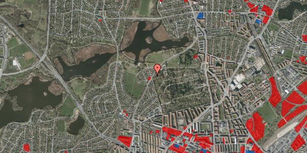 Jordforureningskort på Rådvadsvej 56, 2400 København NV