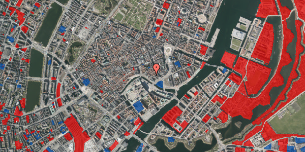 Jordforureningskort på Laksegade 32, 2. , 1063 København K