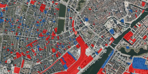 Jordforureningskort på Reventlowsgade 6, 3. , 1651 København V