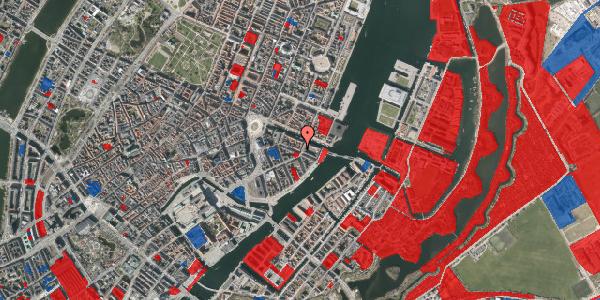 Jordforureningskort på Holbergsgade 23, 1057 København K
