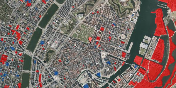 Jordforureningskort på Gothersgade 60, 1123 København K
