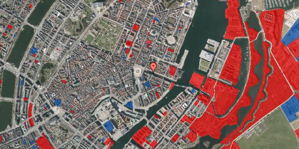 Jordforureningskort på Nyhavn 2, st. , 1051 København K