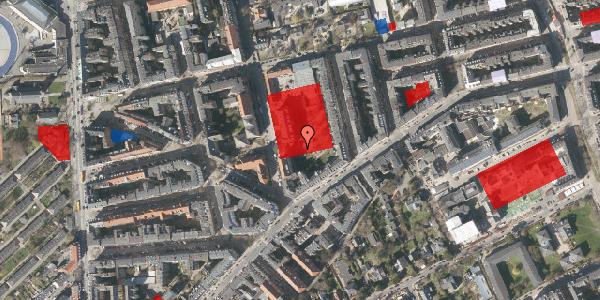 Jordforureningskort på Randersgade 10B, 2100 København Ø