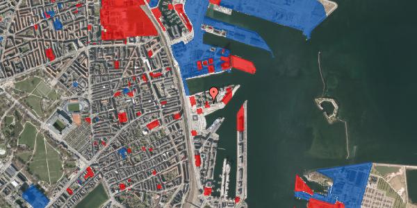 Jordforureningskort på Marmorvej 19, st. tv, 2100 København Ø