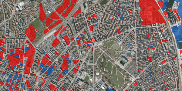 Jordforureningskort på Jagtvej 171A, 2. , 2100 København Ø