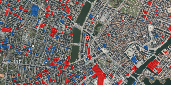 Jordforureningskort på Nyropsgade 25, 2. , 1602 København V