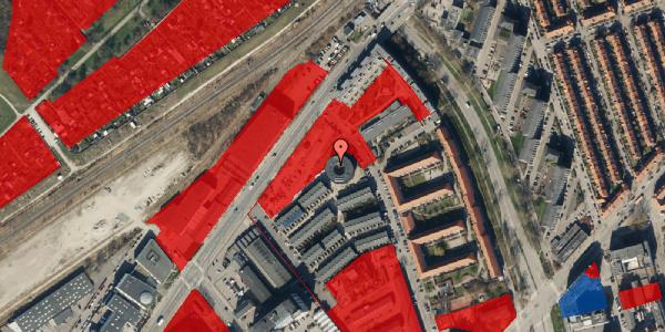 Jordforureningskort på Emblasgade 1, 2. 3, 2100 København Ø