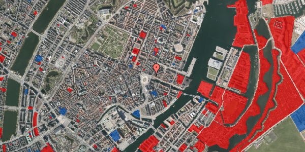 Jordforureningskort på Kongens Nytorv 2, 2. , 1050 København K