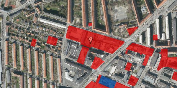 Jordforureningskort på Dortheavej 36B, 2400 København NV