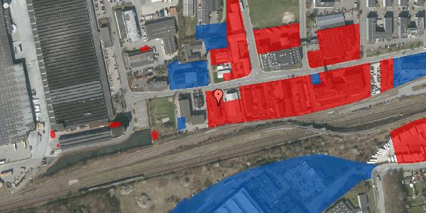 Jordforureningskort på Sydvestvej 125B, 2600 Glostrup