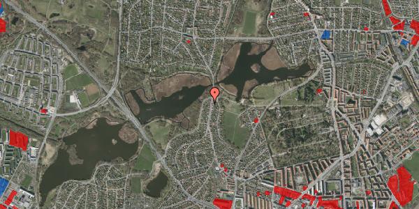 Jordforureningskort på Horsebakken 61A, 2400 København NV