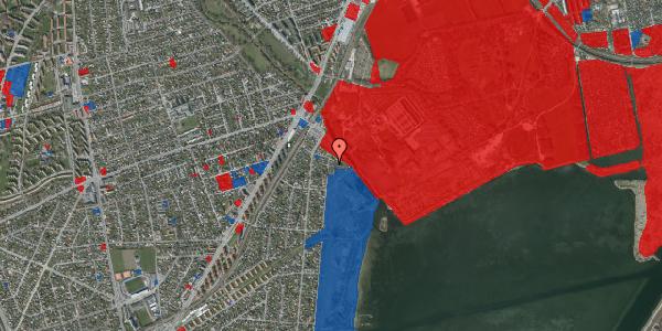 Jordforureningskort på Nordre Kystagervej 3, 2650 Hvidovre