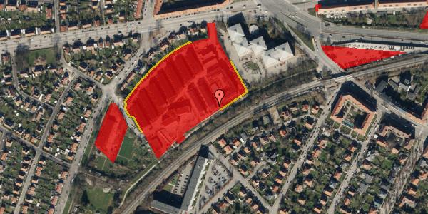Jordforureningskort på Rabarbervej 56, 2400 København NV
