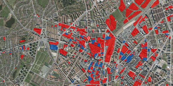 Jordforureningskort på Glasvej 31, 1. th, 2400 København NV