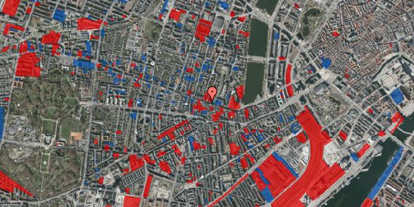 Jordforureningskort på Værnedamsvej 20, 5. , 1619 København V