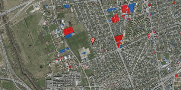 Jordforureningskort på Hf. Dahlia 72, 2650 Hvidovre