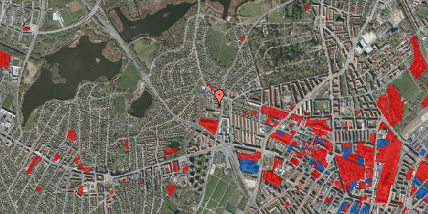 Jordforureningskort på Efterslægtsvej 2B, 2400 København NV