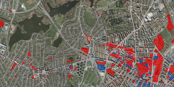 Jordforureningskort på Efterslægtsvej 2D, 2400 København NV