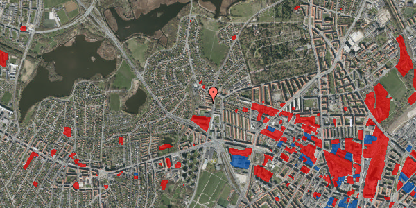 Jordforureningskort på Efterslægtsvej 4A, 2400 København NV