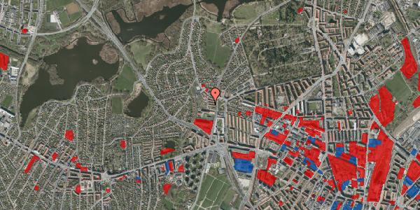 Jordforureningskort på Efterslægtsvej 6C, 2400 København NV