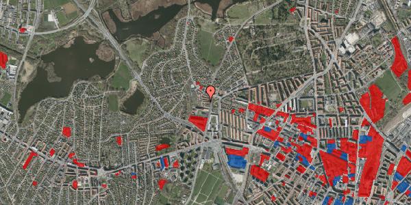 Jordforureningskort på Efterslægtsvej 8A, 2400 København NV