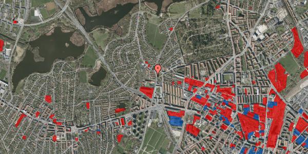 Jordforureningskort på Efterslægtsvej 10A, 2400 København NV