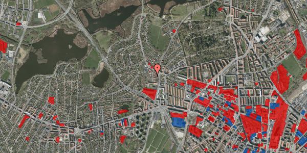 Jordforureningskort på Efterslægtsvej 12B, 2400 København NV