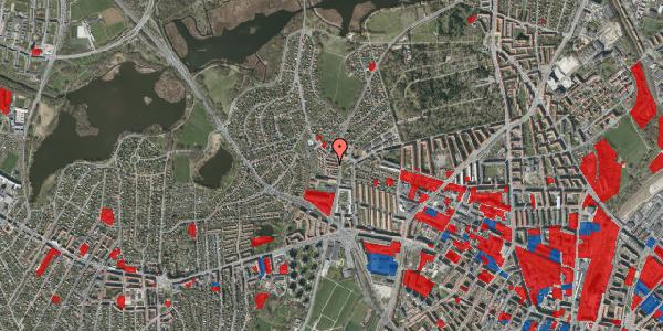Jordforureningskort på Efterslægtsvej 14B, 2400 København NV